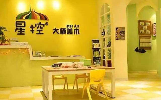 星控大师美术,3-15岁专业儿童大师创意美术培训机构