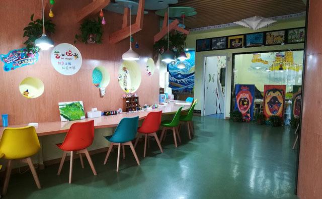 艺术玩家少儿美术,一家专注少儿创意美术教育的机构